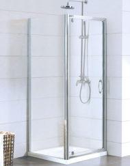 kabina-prysznicowa-profilowa-kwadratowa-kermi-acca-90x90-z-drzwiami-pojedynczymi-topaz-białystok